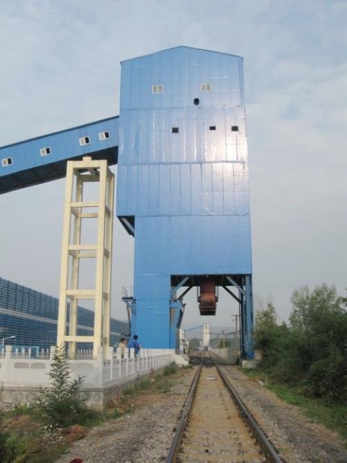 内蒙煤炭自动装车系统