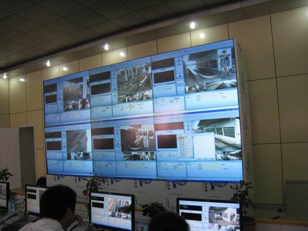 邢台自动灌装控制中心